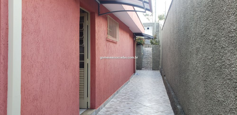 Casa Padrão Jardim São Jorge 2 dormitorios 1 banheiros 1 vagas na garagem