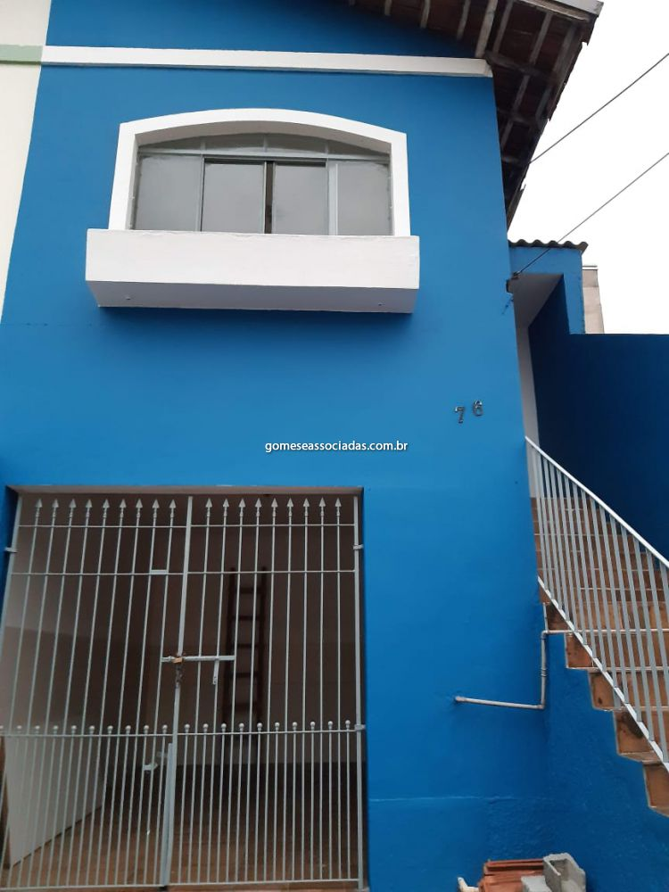 Casa Padrão Jardim Rúbio 3 dormitorios 1 banheiros 2 vagas na garagem