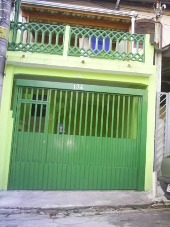 Casa Padrão JARDIM RAPOSO TAVARES 2 dormitorios 2 banheiros 1 vagas na garagem
