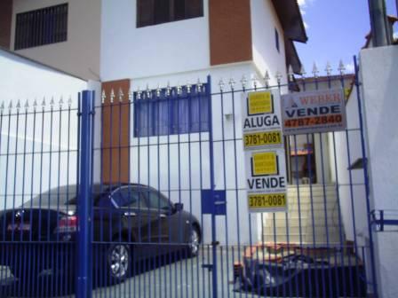 Casa Padrão aluguel Jd. Claudia São Paulo