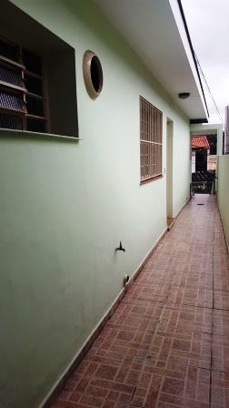 Casa Padrão aluguel Jd. Bonfiglioli São Paulo