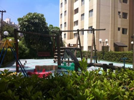 Apartamento Jd. Claudia 2 dormitorios 1 banheiros 1 vagas na garagem