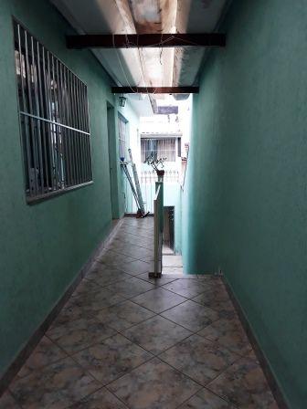 Casa Padrão Jardim Rosa Maria 3 dormitorios 1 banheiros 2 vagas na garagem