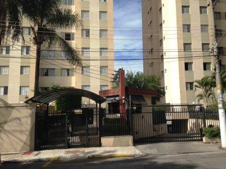 Apartamento aluguel Jardim Claudia - Referência 1785-A