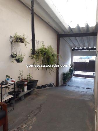 Casa Padrão Jardim Lúcia 2 dormitorios 1 banheiros 3 vagas na garagem