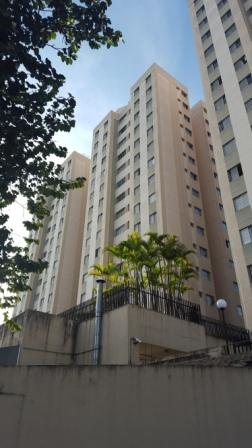 Apartamento Butantã - Jd. Claudia 2 dormitorios 1 banheiros 1 vagas na garagem