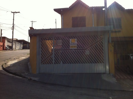 Casa Padrão aluguel JARDIM CLAUDIA - Referência 1147