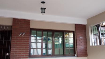 Casa Padrão aluguel Jardim Claudia - Referência 1018A