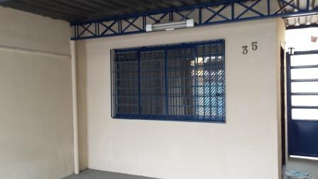 Casa Padrão aluguel Vila Borges - Referência 1306