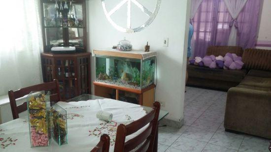Casa Padrão Jardim Rosa Maria 2 dormitorios 1 banheiros 2 vagas na garagem